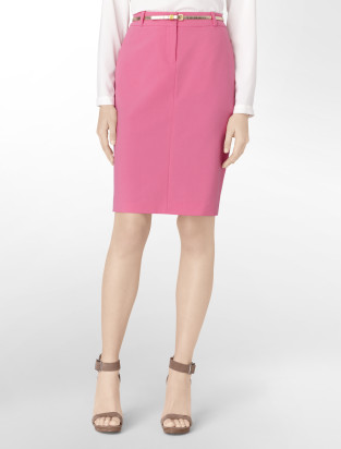 summer office attire colorful pencil skirt 187 zipstyle seattle